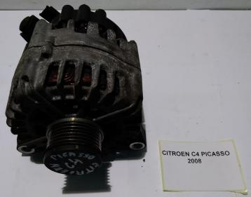 2543457A ALTERNATORE CITROEN C4 PICASSO <br />