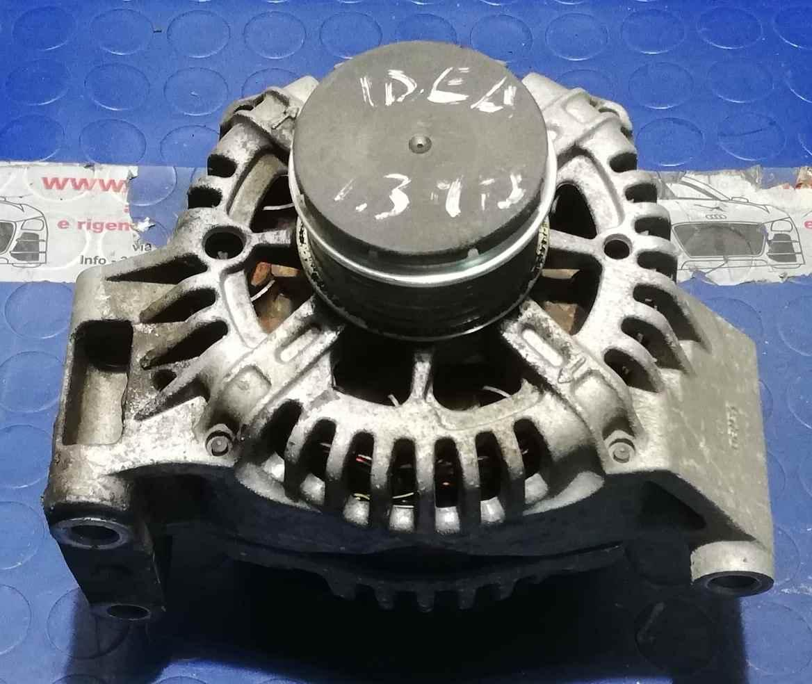 ALTERNATORE FIAT IDEA 1.3 MJT 2006 51784845<br /><br /><br />