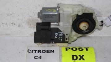 Citroen c4 9681574880 motorino alzavetro post dx