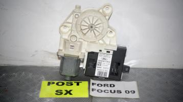 Ford focus 0130822219 motorino alzavetro post sx