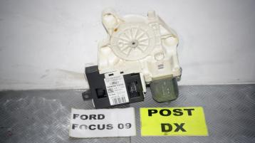 Ford focus 0130822218 motorino alzavetro post dx