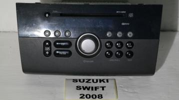 3910162j20bzh suzuki swift dal 2004 al 2010 autoradio